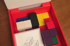 Nikitin Material, развивающие кубики
