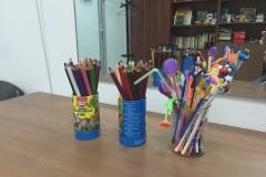 Специальные карандаши для логопедических занятий