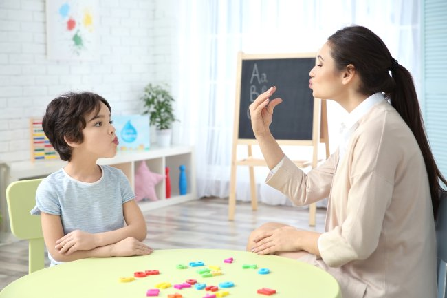 Помощь психолога для ребенка
