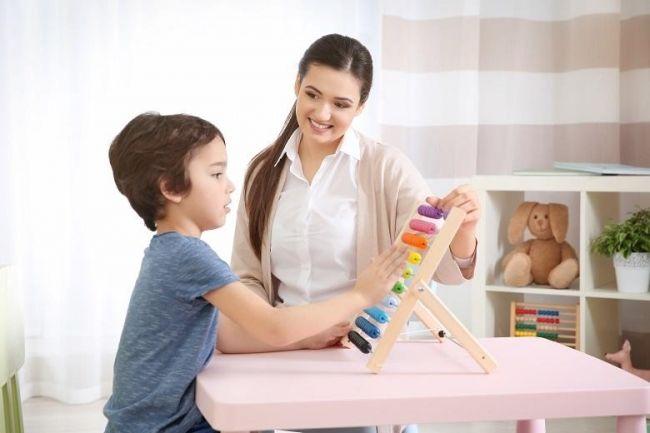 Формирование математических представлений у детей