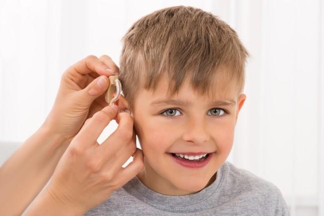 Дети с нарушением слуха - помощь сурдопедагога