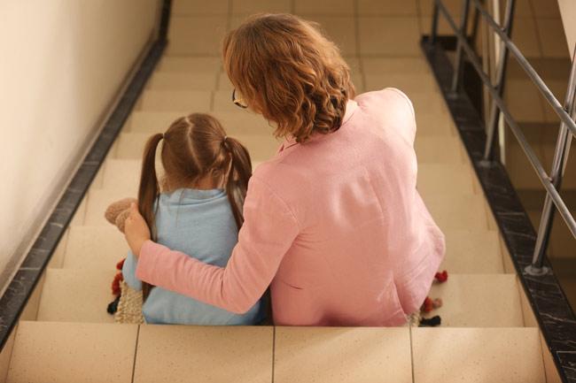 Реакция ребенка на развод родителей. Как преодолеть кризис?