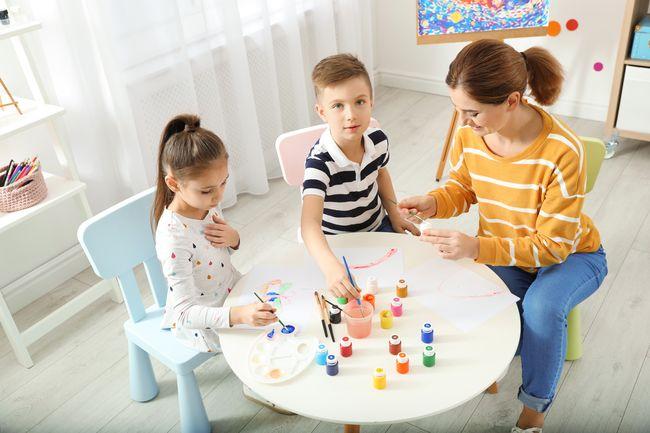Ребенок в 5 лет не говорит вообще? Решение - обследования и занятия
