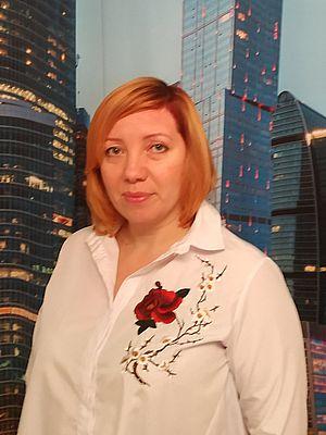 Краснощекова Наталья Юрьевна